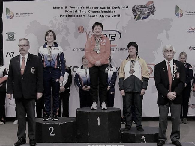 Joan Swart World Masters 2019
