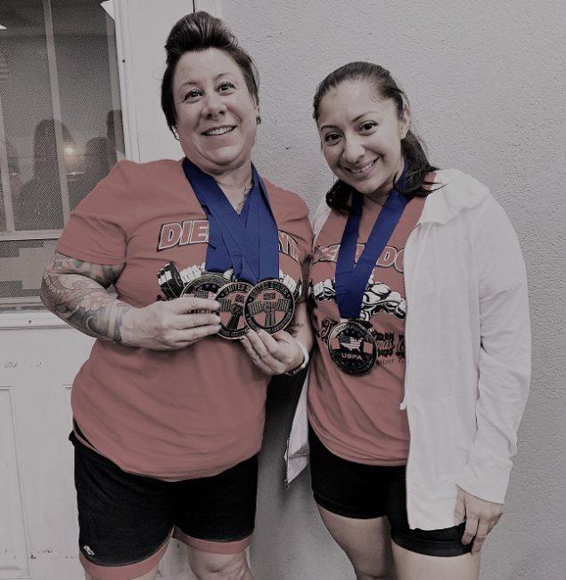 Summer T medals